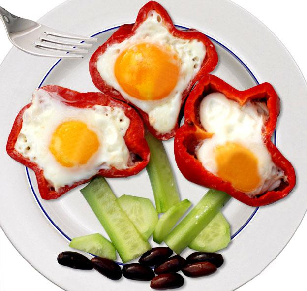 snídaně recepty