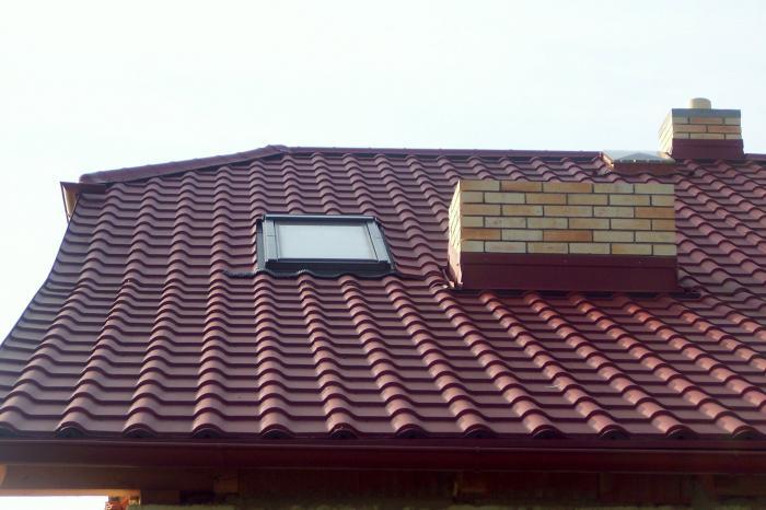 Шта може покрити кров куће