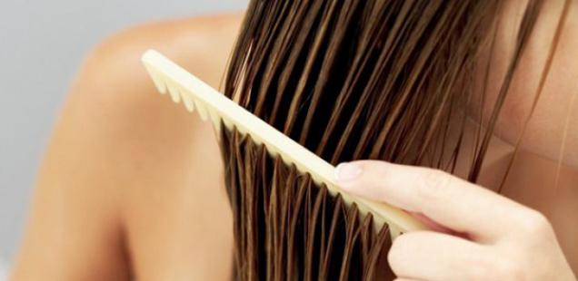 što se kosa razdvaja
