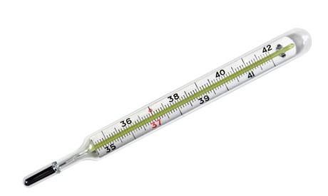 termometer, kako zbrati živo srebro