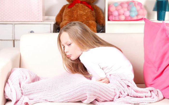 dziecko 5 lat żołądek boli dać