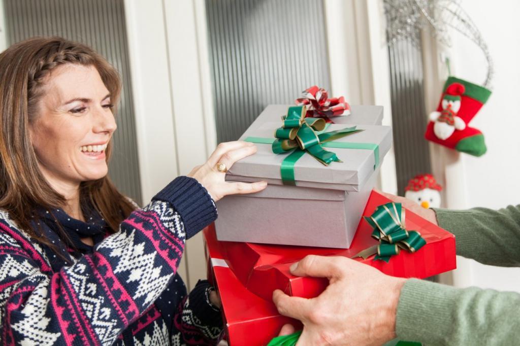 regalo di suocera per Capodanno e Natale
