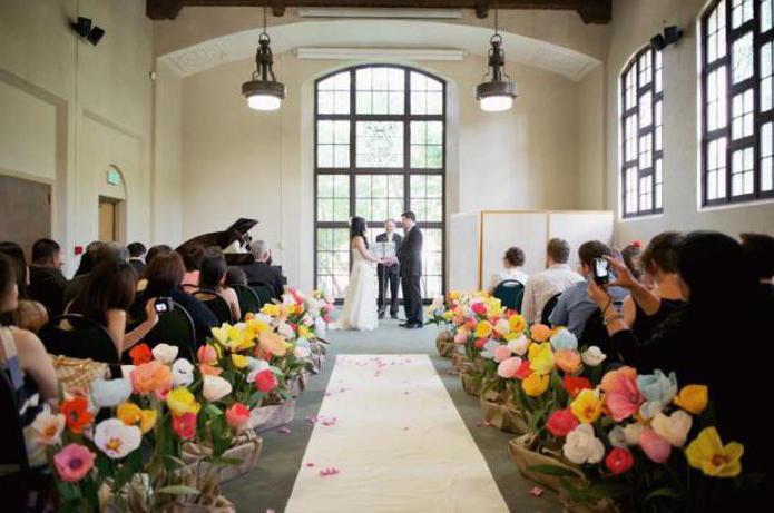какво е прието да се даде сватбена хартия