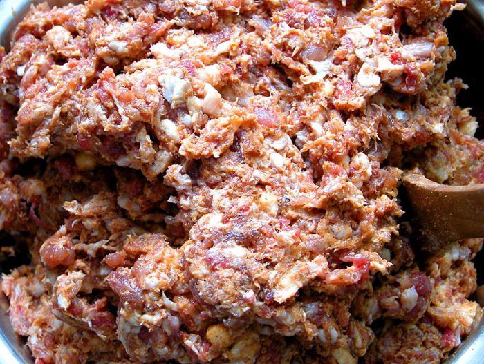 kaj narediti za mleto meso