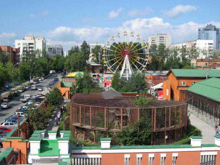 cosa si può vedere a Ekaterinburg in inverno