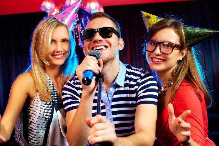 cosa cantare in karaoke