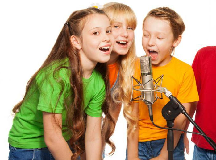 canzoni karaoke per bambini