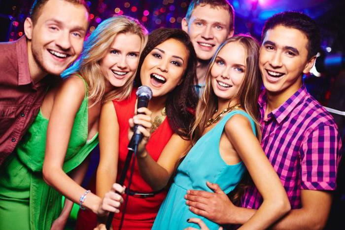 canzoni popolari karaoke