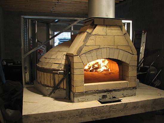 sauna di mattoni