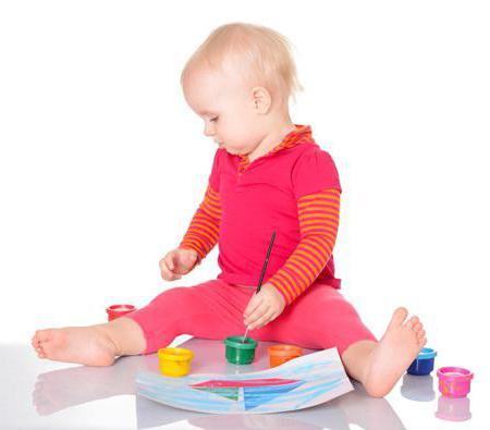 Kakšne igrače potrebujejo otroci v 1 letu in 5 mesecih