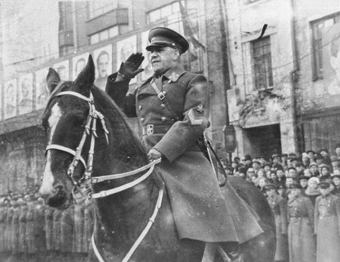 Red Zhukove fotografije