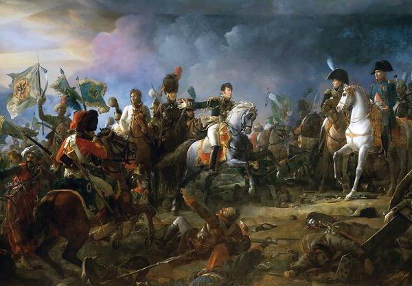 quale anno fu la battaglia di austerlitz