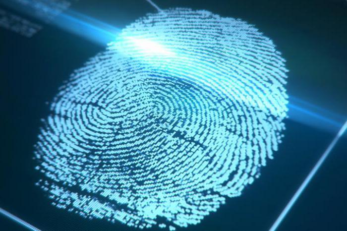 otisky prstů pro schengenské vízum