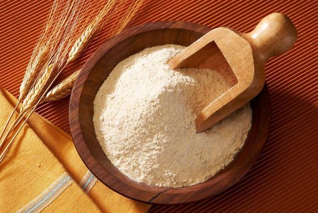 хлебни изделия от пшенично брашно