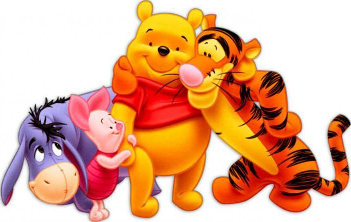 chi ha scritto winnie the pooh