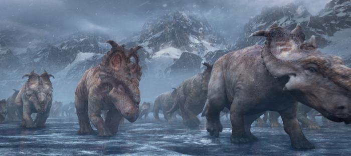 ера на динозаври