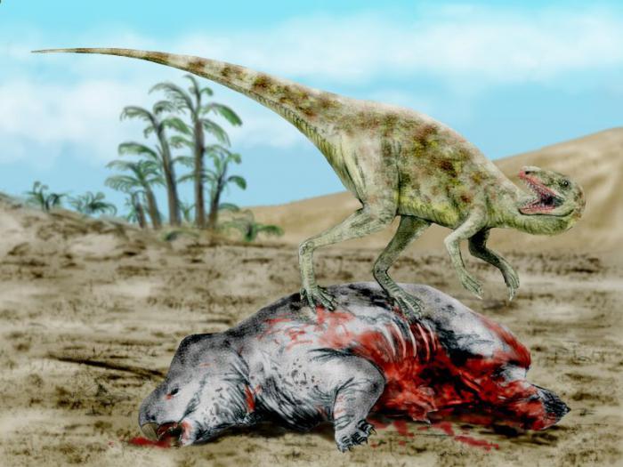 obdobje dinozavrov