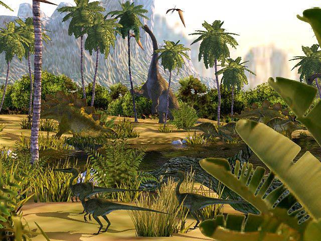Dinosauri giurassici