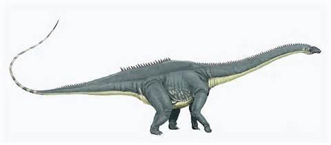 vrste dinozavrov