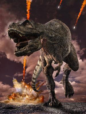 защо динозаврите са изчезнали
