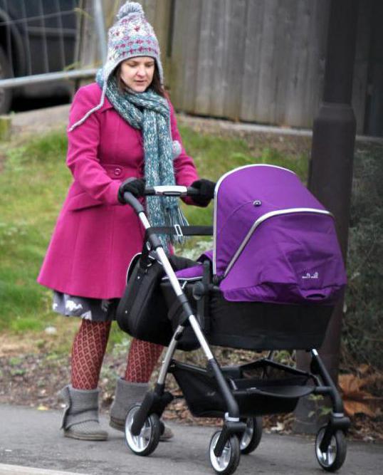 kada možete početi hodati s novorođenčetom
