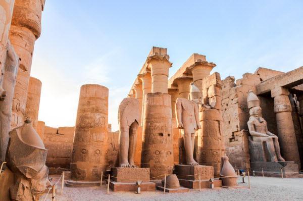 кога е по-добре да отидеш в Египет за почивка
