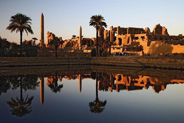 къде по-добре да отидете в Египет