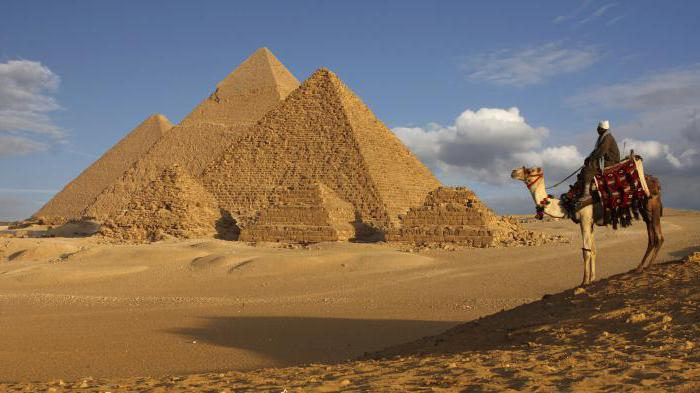 quando è meglio riposare in Egitto?