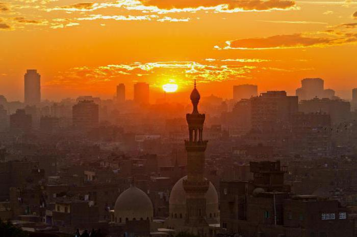 È pericoloso riposare in Egitto?