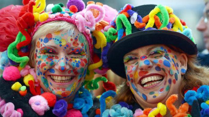 Carnevale di Colonia in Germania