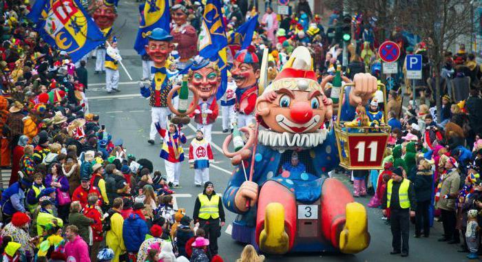 Carnevale in Germania 11 novembre