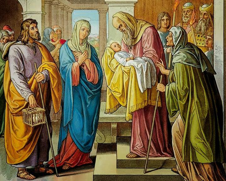 Figlia di Fanuel: la santa virtuosa Anna, la profetessa