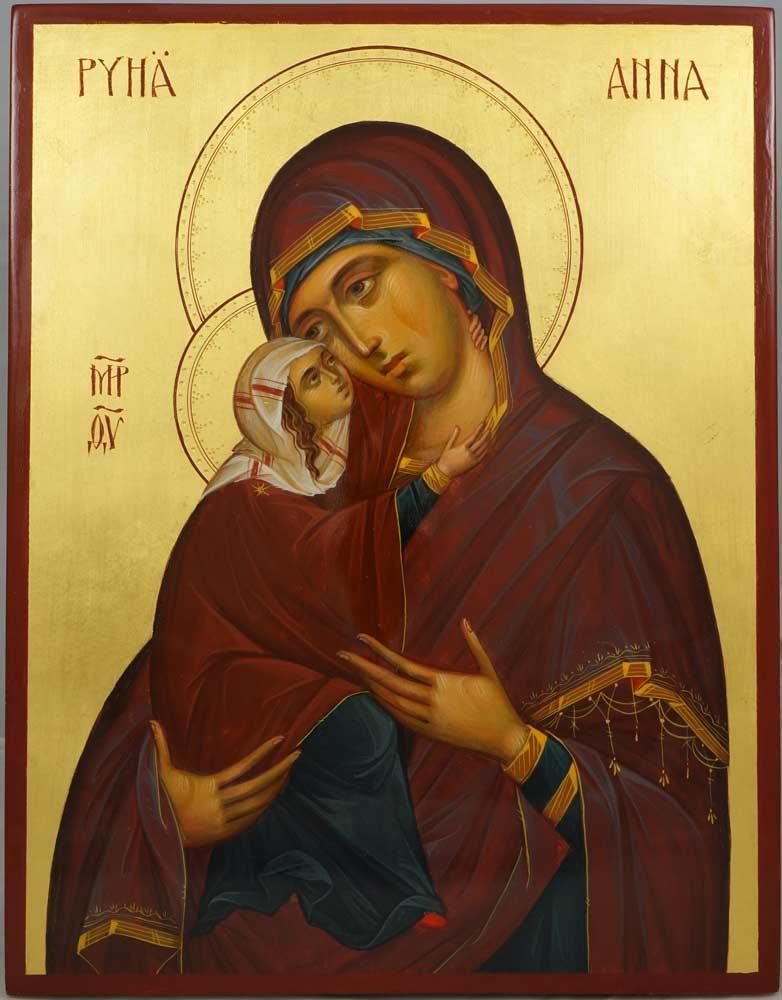 Santa Anna: Madre della Beata Vergine Maria