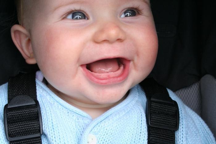 quando i primi denti vengono tagliati