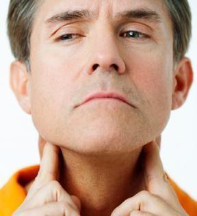 Difficile respirare grumi in gola