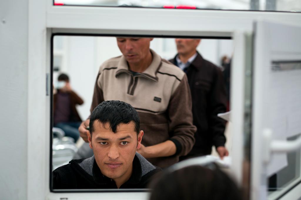registracijo potrdila o migrantih