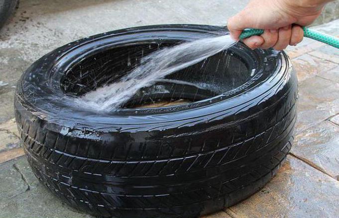 kako pohraniti gume bez fotografije s diskova