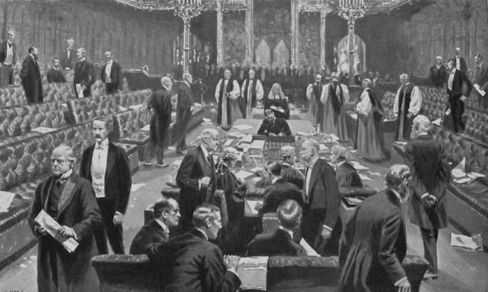Prvi engleski parlament
