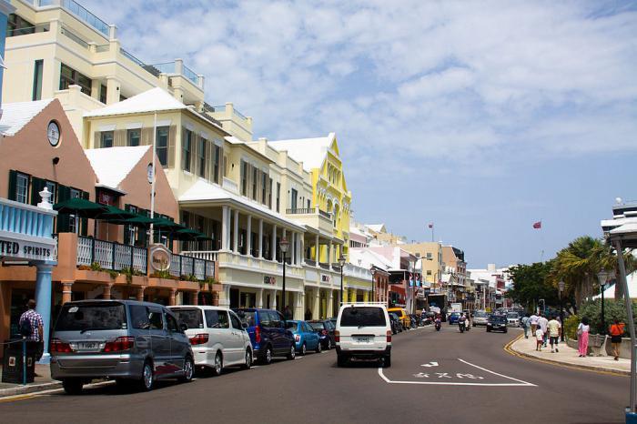 Бермудско море