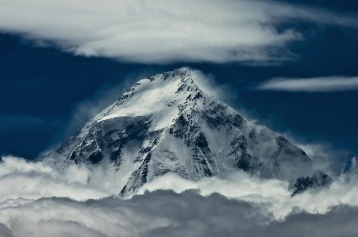 Himalaje, kjer so