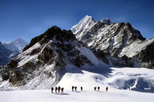 Himalaja, kjer je država