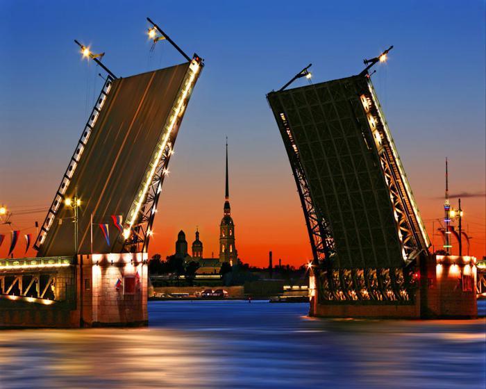 куда отићи у Санкт Петербург у мају