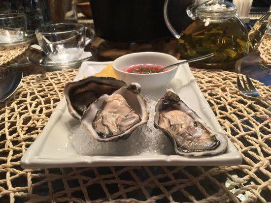 kjer v Moskvi lahko jedete ostrige poceni
