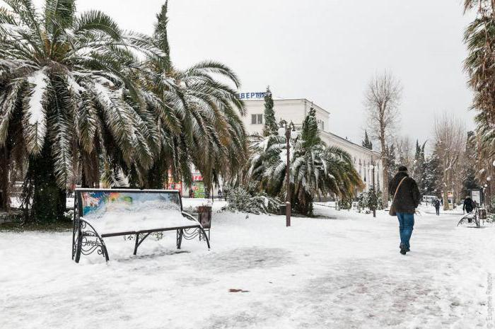 nejteplejší zima v Rusku