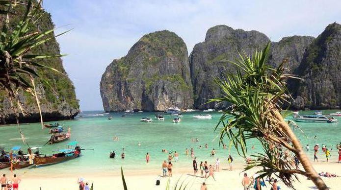 dove è più economico riposare in Thailandia
