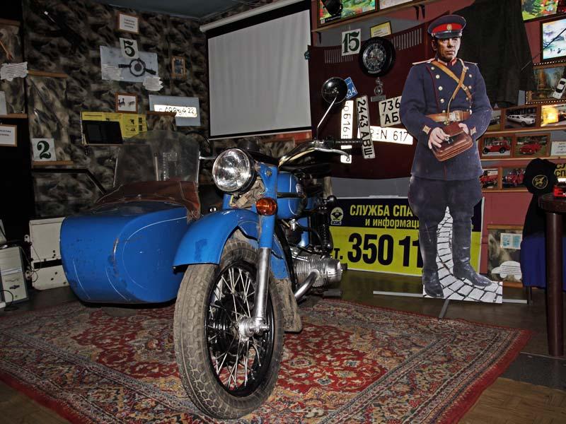 museo di auto-furto
