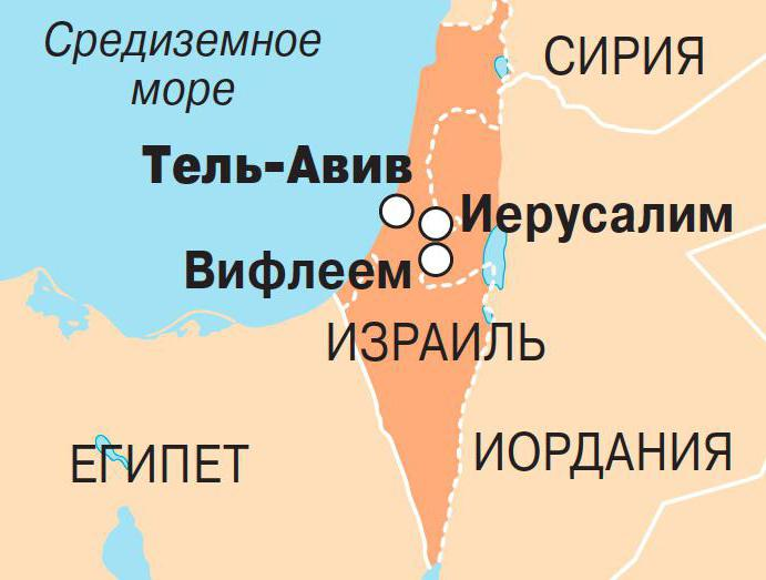 dov'è Betlemme