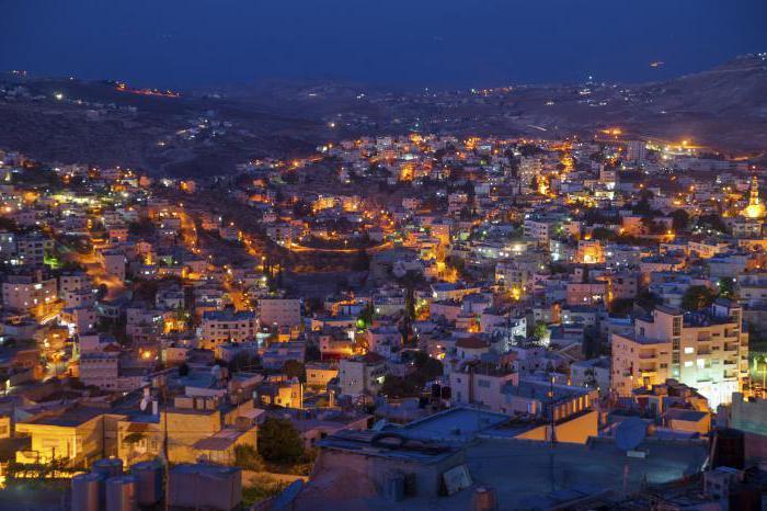 dov'è la città di Betlemme