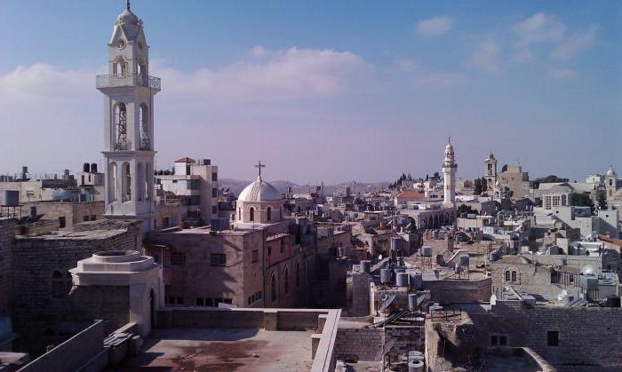 Dov'è Gerusalemme, Nazareth, Betlemme