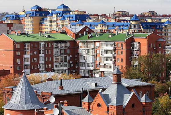 Gdje u Rusiji žive dobro za umirovljenike